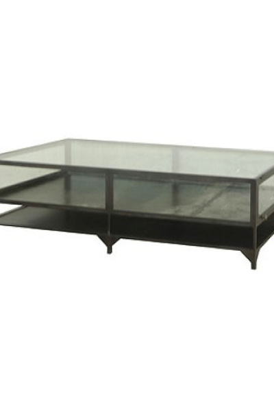 west elm box frame coffee table - copycatchic