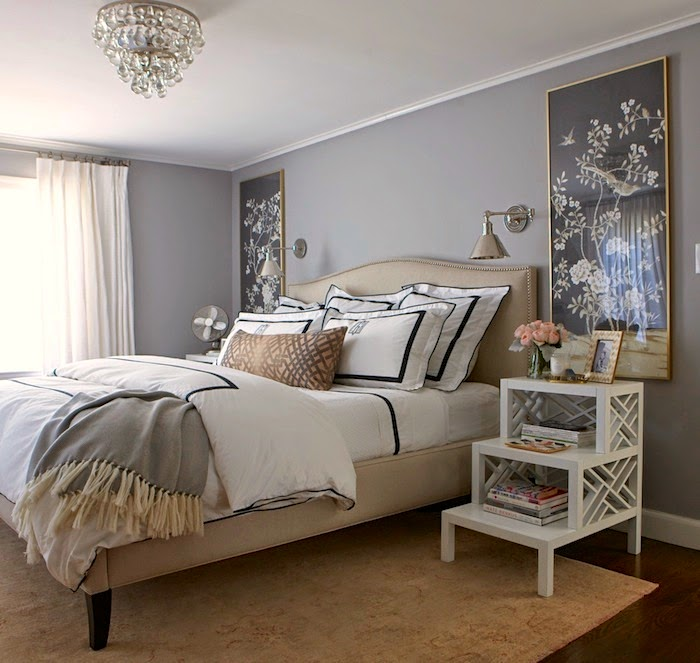 Black Cat Fall Wallpaper Copy Cat Chic Room Redo Chic Chinoiserie Bedroom