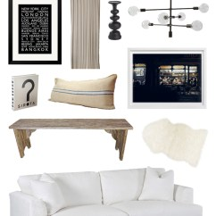Rustic Sleeper Sofa Contemporary Sofas London Uk Copy Cat Chic Room Redo | Modern Farmhouse Living ...
