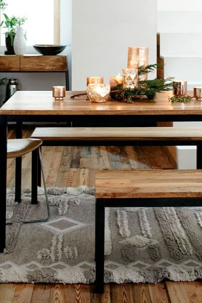 Magnificent Daily Find West Elm Box Frame Dining Bench Copycatchic Dailytribune Chair Design For Home Dailytribuneorg