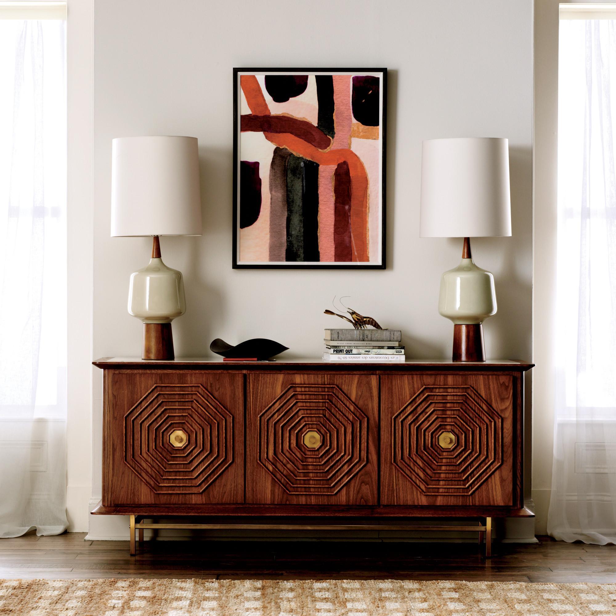 aidan gray sofa table bed mattress san antonio arteriors calhoun lamp - copycatchic