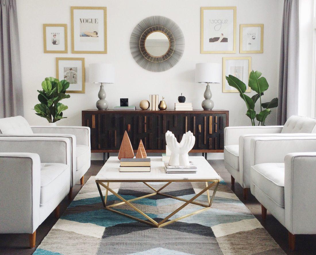 aidan gray sofa table sam moore reviews zinc door nuevo jasmine white marble and gold coffee