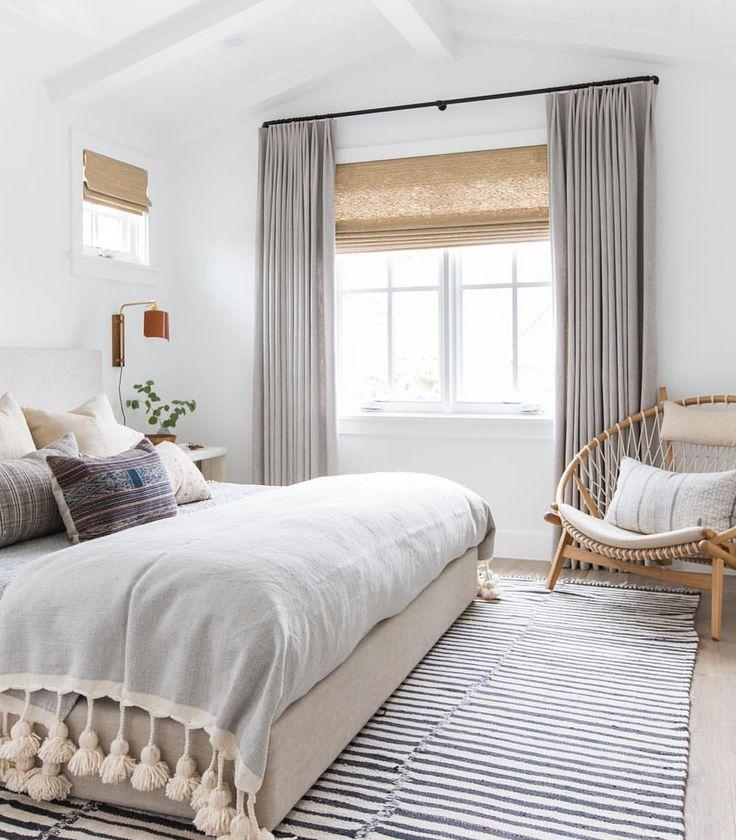 Elegant Room Redo Serene Boho Bedroom