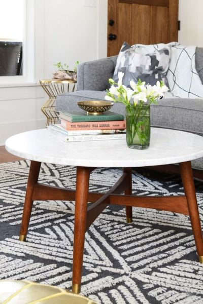 Marvelous Daily Find West Elm Marble Round Nesting Side Tables Caraccident5 Cool Chair Designs And Ideas Caraccident5Info