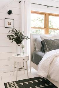 Daily Find   West Elm Mid-Century Bed White - copycatchic