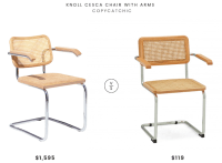 Daily Find | Knoll Cesca Chair - copycatchic