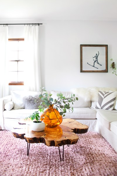 Home trends amber accessories