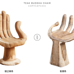 Wood Hand Chair Covers For Wedding Reception Daily Find Teak Buddha Copycatchic 2 565 Vs Garden Age Supply Suarwood Shaped 285