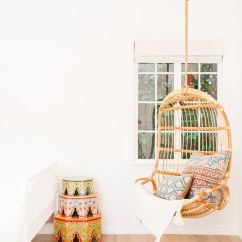 Hanging Chair Serena And Lily With Stand Canada Daily Find Rattan Copycatchic