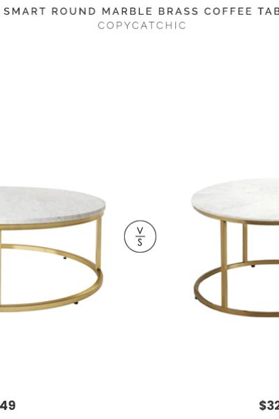 Within Reach Rubik Round Coffee Table, Rubik Round Coffee Table