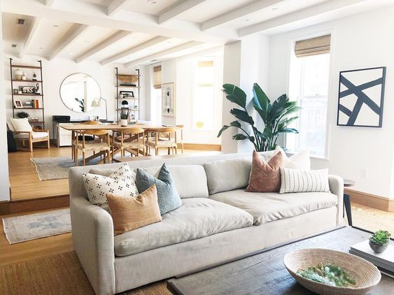 crate barrel lounge ii sofa