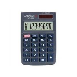 calculatrice-de-poche-ac