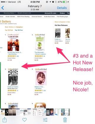 nicole zeien-cox best selling book foster to foshers