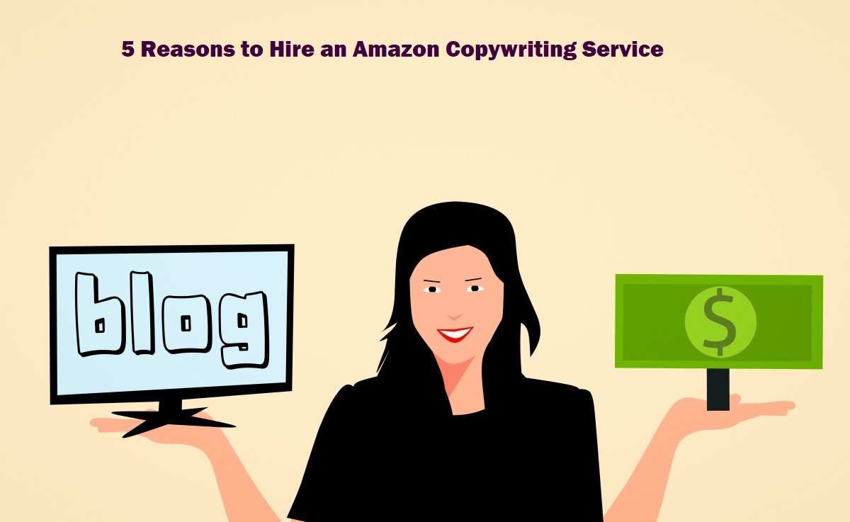Amazon-Copywriting-Service