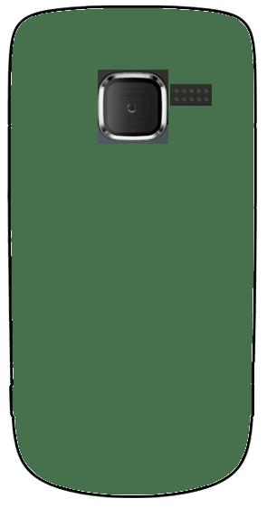 Coque Nokia C3 personnalisée