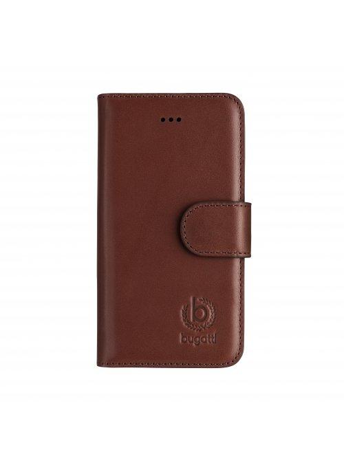bugatti etui cuir folio bugatti milano iphone 5 s for iphone se marron
