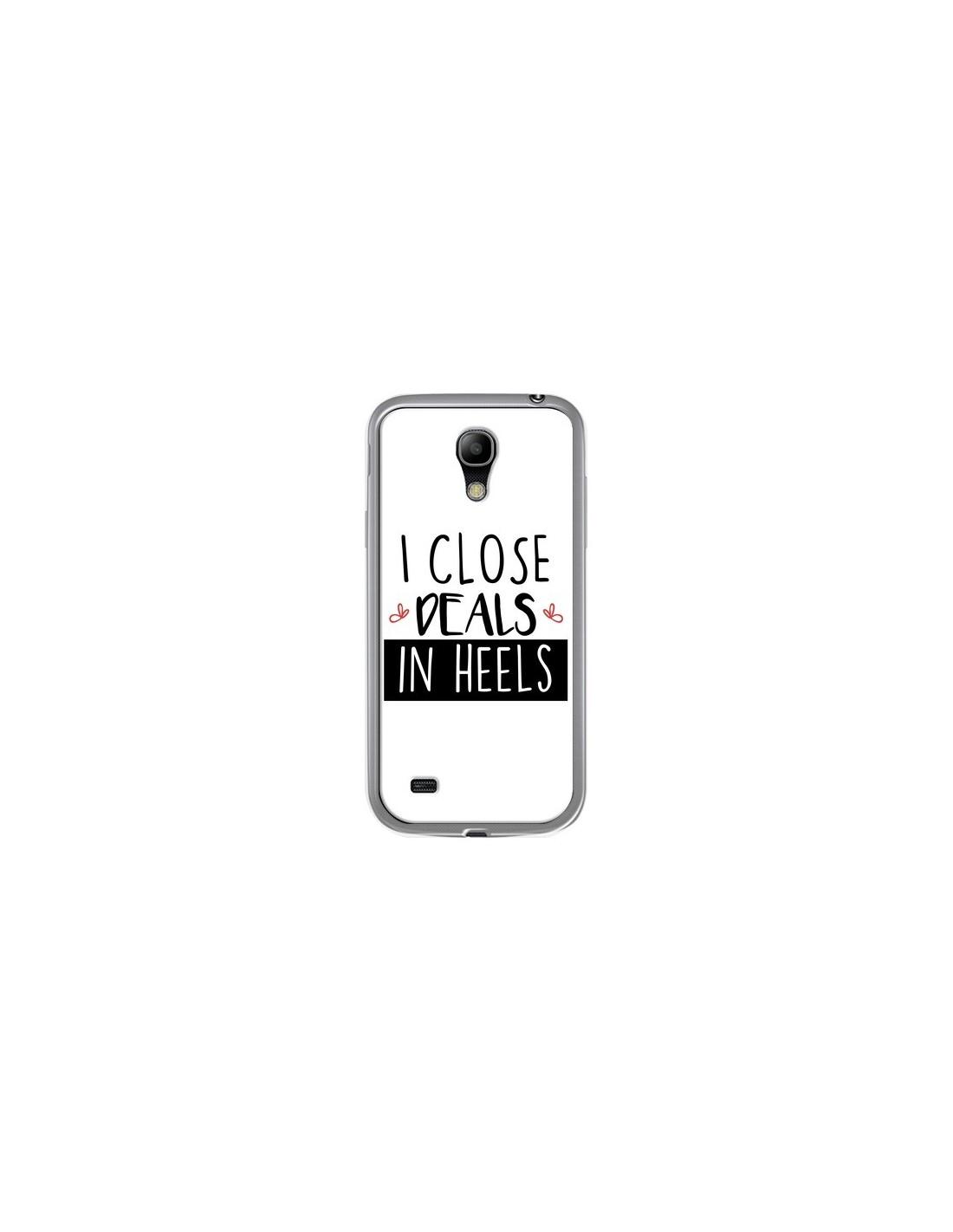 Coque I close Deals in Heels pour Samsung Galaxy S4 Mini