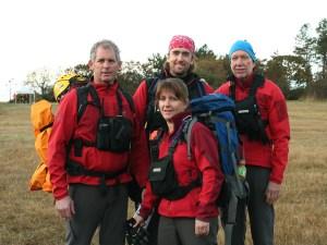 Best all Volunteer SAR team in 2007