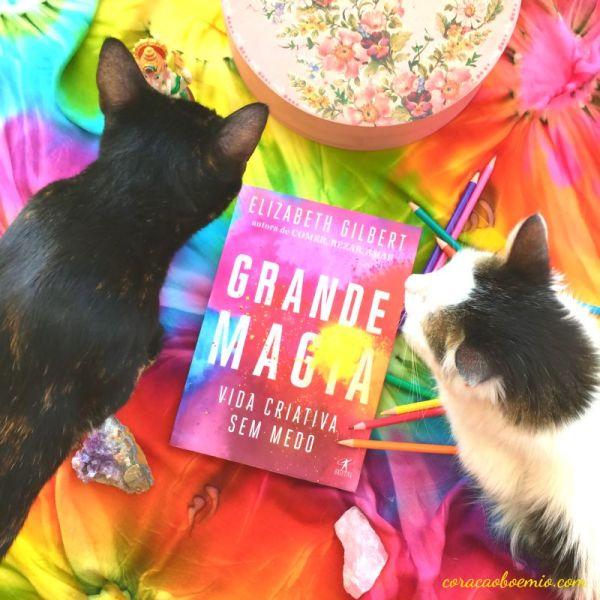 Grande Magia (e as gatas) - Coração Boêmio