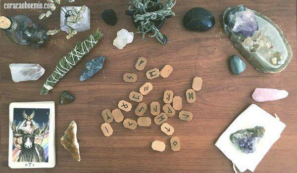 oráculo - runas
