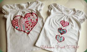 DIY-Valentines-Day-T-shirt-Heart-Applique