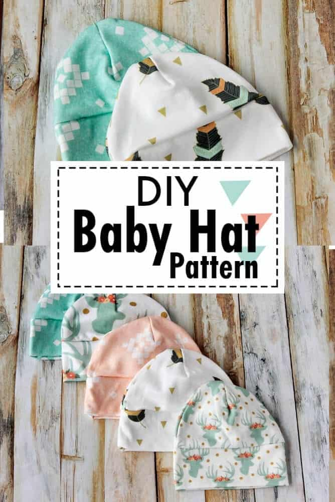Free Baby Hat Sewing Pattern Coral Co