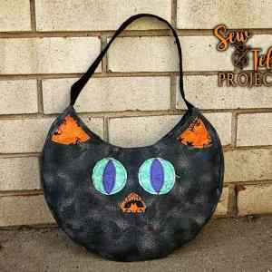 Halloween Bag-a-Palooza Day 4 with Pear Berry Lane and Sew and Tell Project