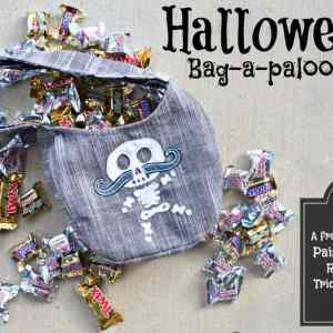 Halloween Bag-a-Palooza Day 1 with Paisley Roots and Cindy Parrett
