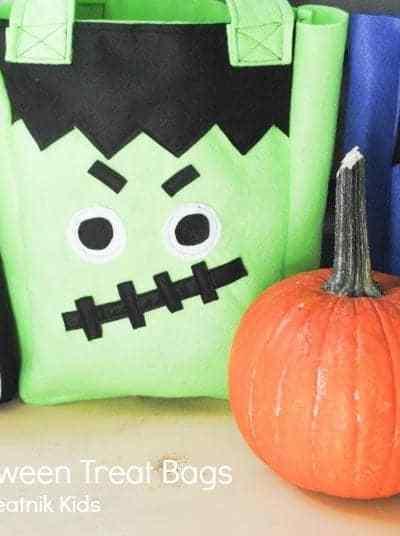 Halloween Bag-a-Palooza Day 3 with Beatnik Kids and DIY Crush