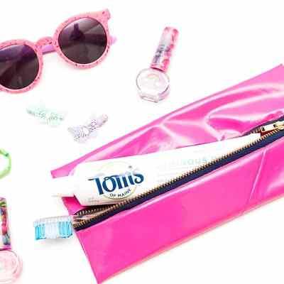 DIY Toothbrush Case – Easy Travel Toothbrush Case Tutorial