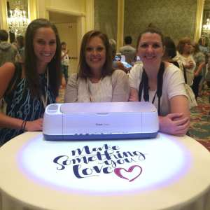 Cricut Mountain Makeathon 2017 and the new Cricut Maker