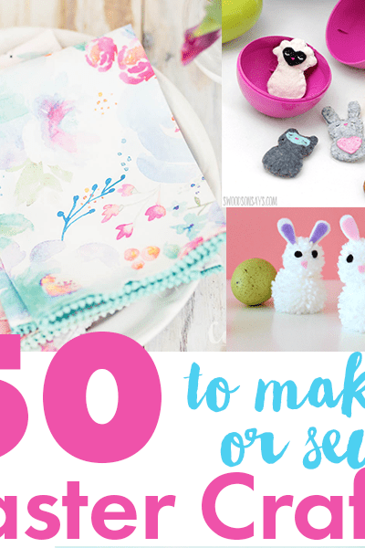 Blog coral co 50 easter sewing projects and easy easter craft ideas negle Choice Image