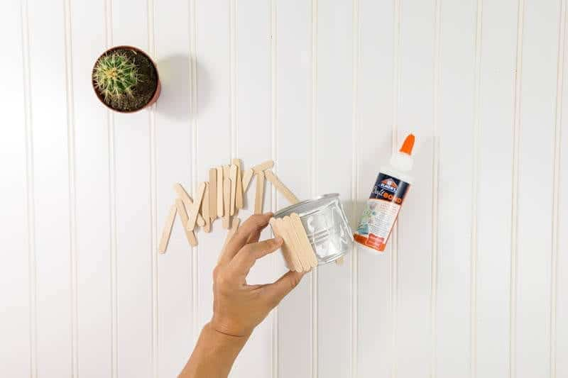 DIY-popsicle-stick-planter-tutorial