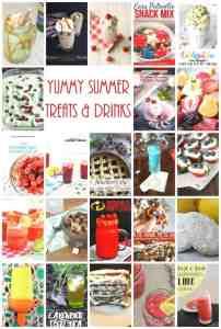 Yummy Summer Treats + Drinks