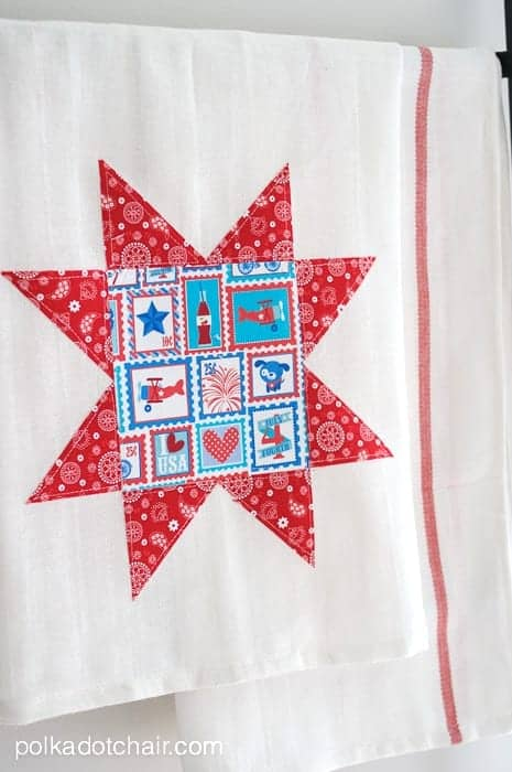 quilt-block-dish-towel-polka-dot-chair