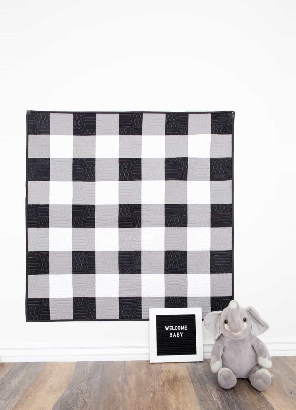 photograph regarding Free Printable Chevron Quilt Pattern identify 13+ Absolutely free Little one Quilt Designs in direction of Sew - Wonderful Kid Quilt
