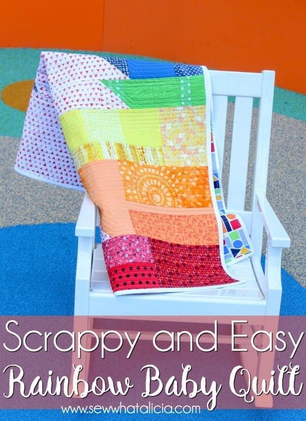 13+ Free Baby Quilt Patterns to Sew - Charming Baby Quilt Patterns
