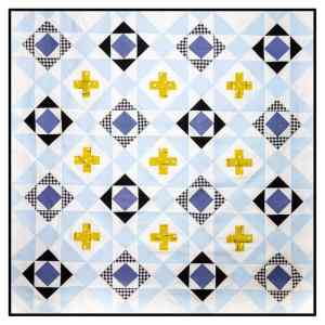 Nordic-crossing-modern-quilt-pattern