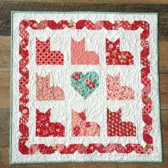 kitty-love-quilt