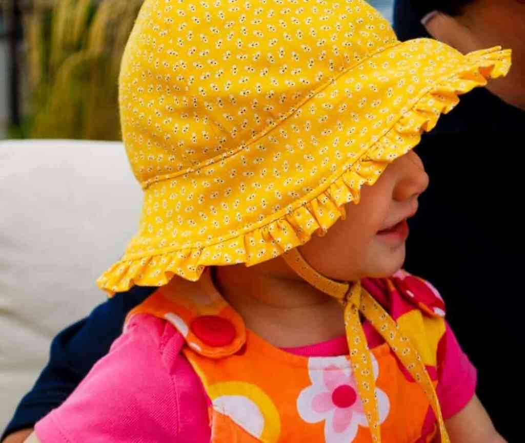 15+ Free Baby Hat Sewing Patterns and Tutorials to Make