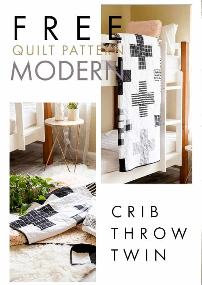 black-and-white-quilt-pattern-for-beginners