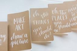 3) Typography