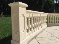 Concrete Balusters And Railings Pictures to Pin on ...