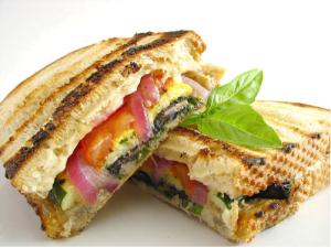 Cuppabula Cafe - breakfast sandwich