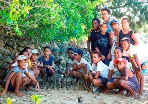 Conservation @ Shangri-La's Fijian Resort and Spa