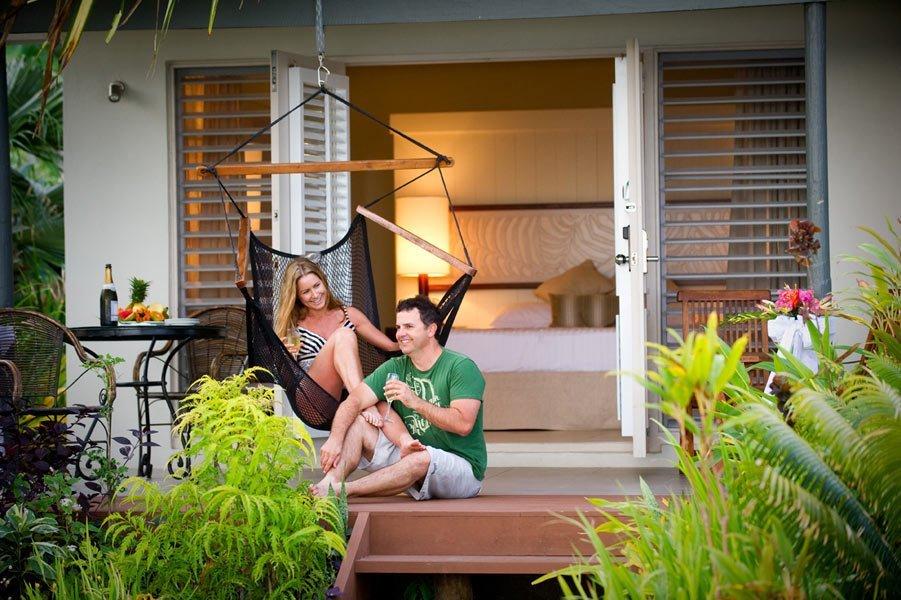 Pool @ Fiji Hideaway Resort & Spa