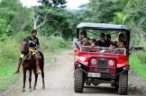 Off Road Cave Safari_Dont be afraid to say Bula to locals going about their daily chores