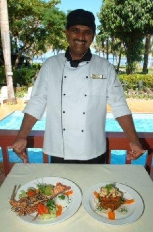 Chef @ Ocean Terrace Restaurant at Bedarra Beach Inn