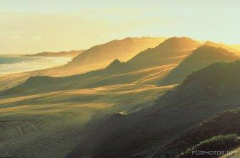 The Sigatoka Sand Dunes National Park