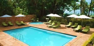 Bedarra beach Inn pool
